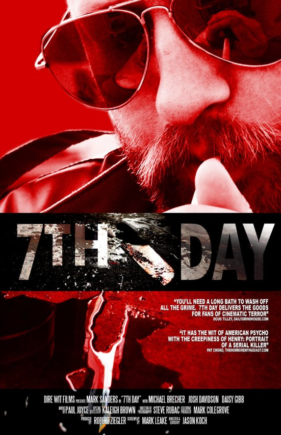 Severed Cinema review of 7th Day from Dire Wit Films