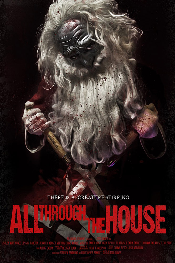 Severed Cinema review of All Through the House from The Readmond Company