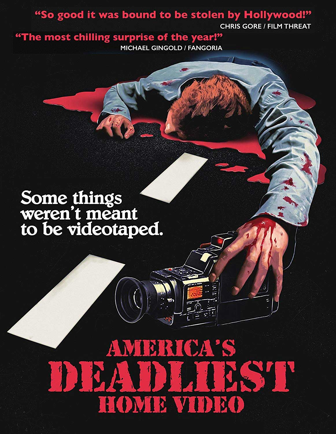 Severed Cinema review of America's Deadliest Home Video from Camp Motion Pictures