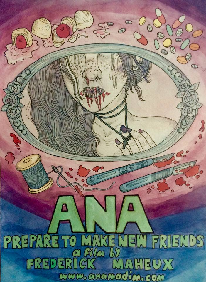 Severed Cinema review of ANA directed by Frédérick Maheux