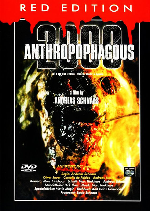 Severed Cinema review of Anthropophagous 2000 from Laser Paradise