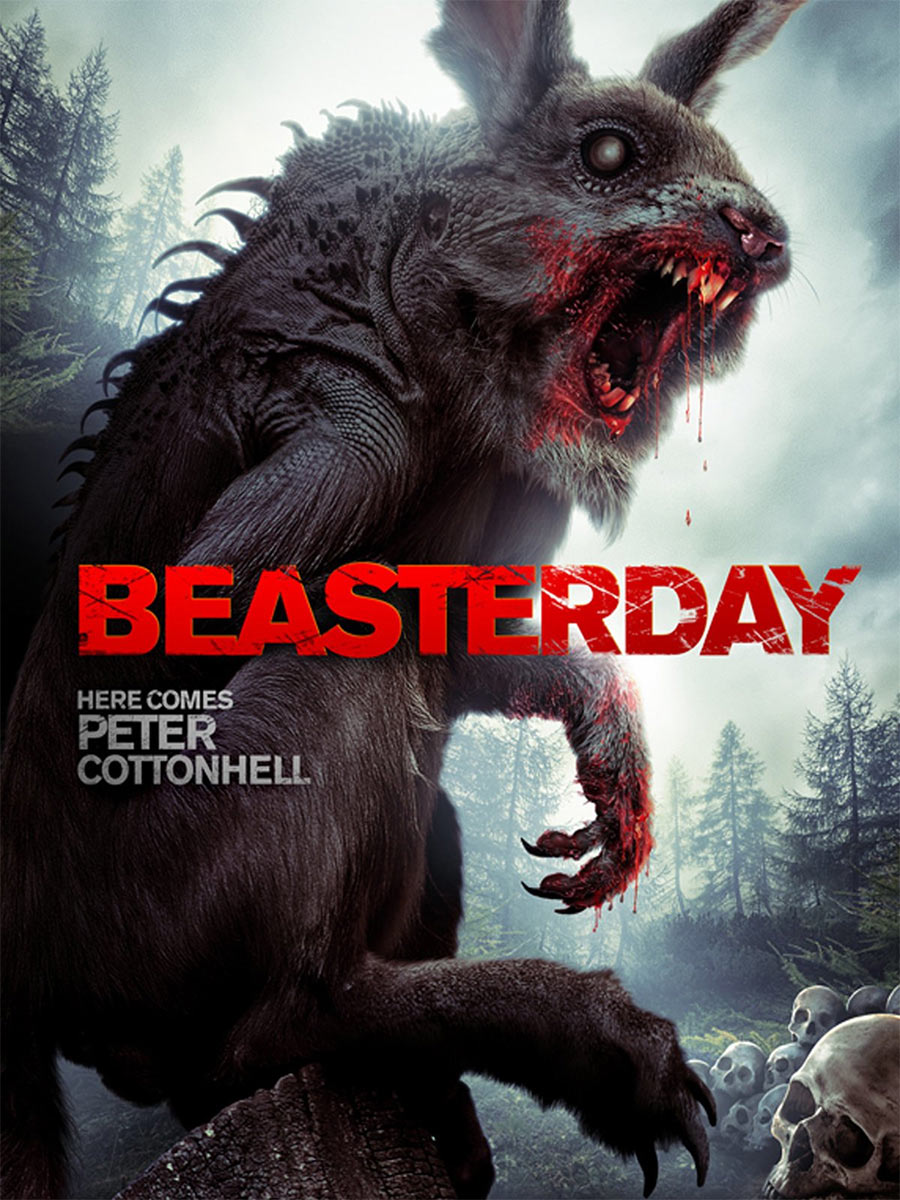 Severed Cinema review of Beaster Day: Here Comes Peter Cottonhell!