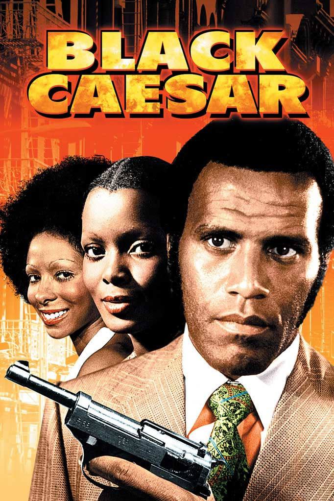 Severed Cinema review of Black Caesar on DVD from MGM.
