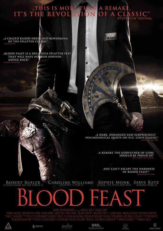 Severed Cinema review of Blood Feast 2016 from Gundo Entertainment