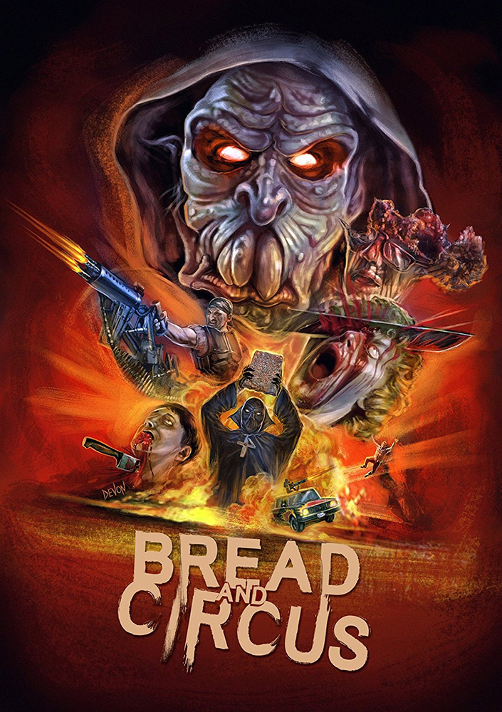 Severed Cinema review of Bread and Circus from Wild Eye Releasing