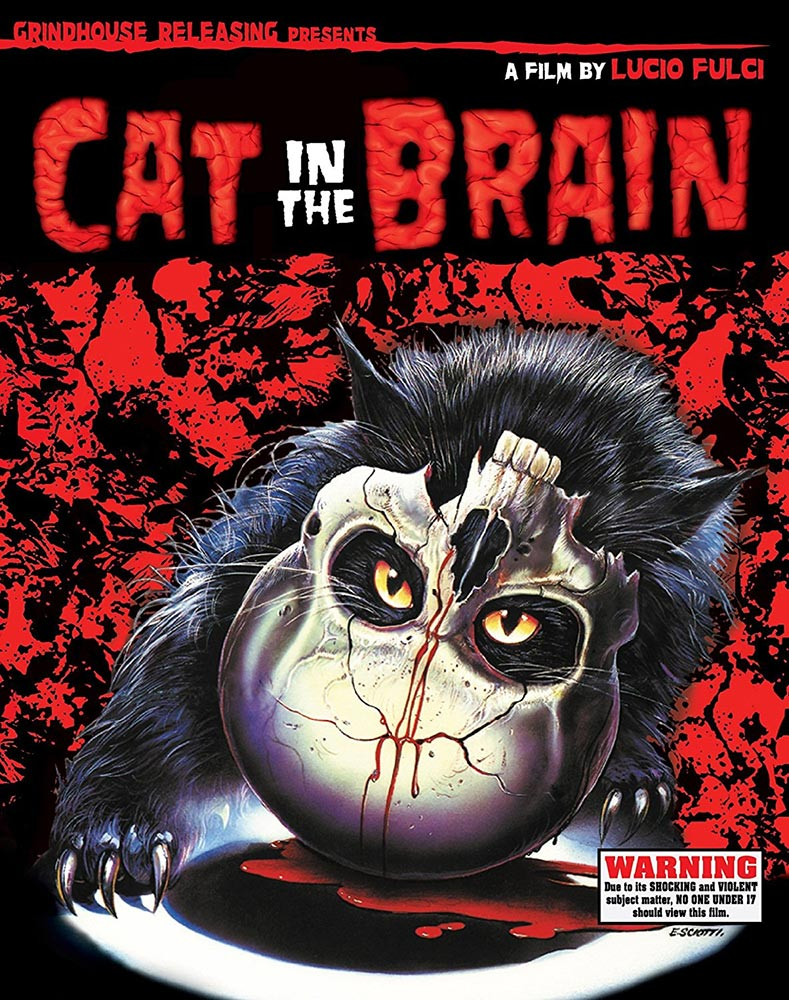 Severed Cinema review of Cat in the Brain on DVD from Grindhouse Releasing