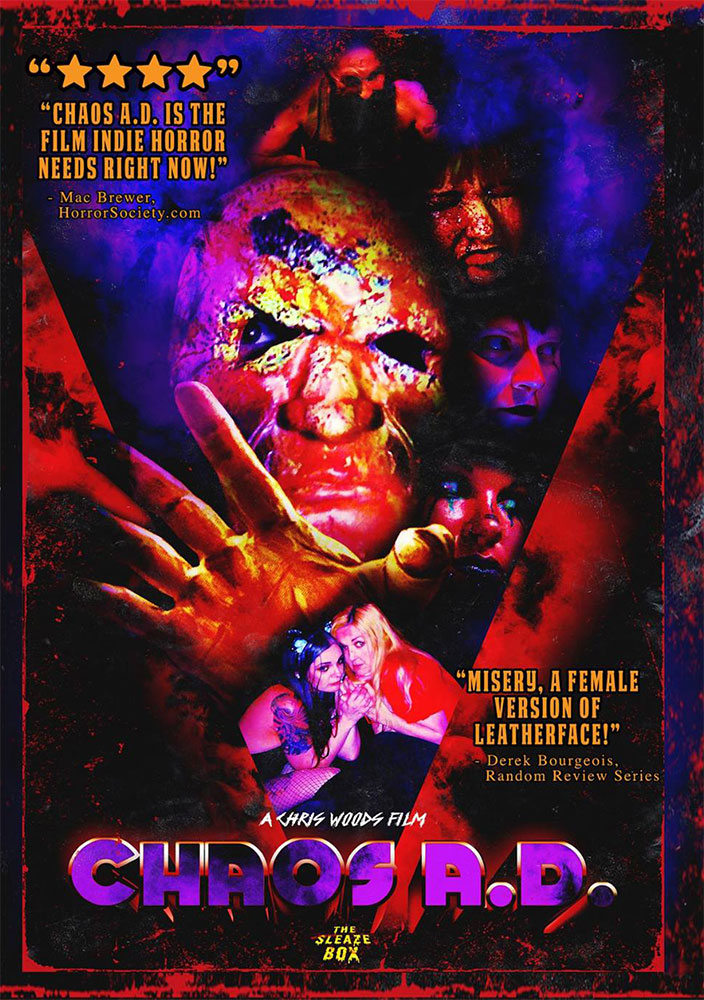 Severed Cinema review of Chaos A.D. from The Sleaze Box