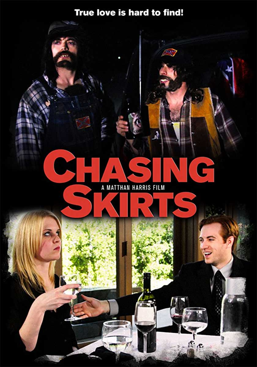Severed Cinema Review of Matthan Harris's Chasing Skirts.