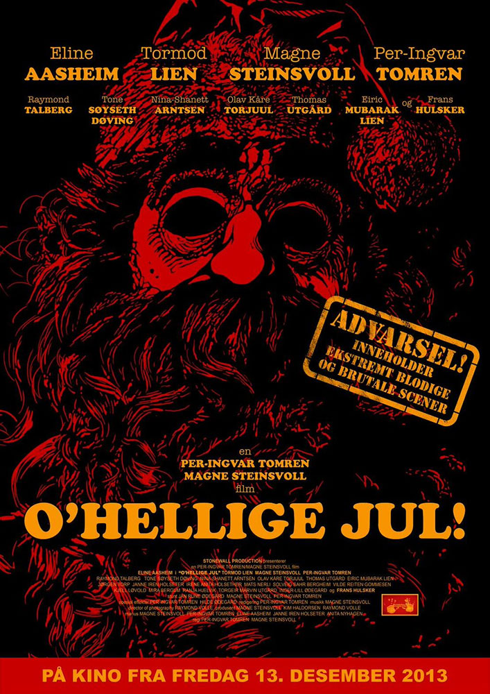 Severed Cinema review of Christmas Cruelty (O'Hellige Jul!) on DVD from Stonewall Productions