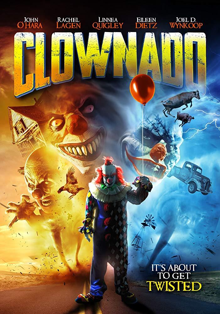 Severed Cinema review of Clownado!
