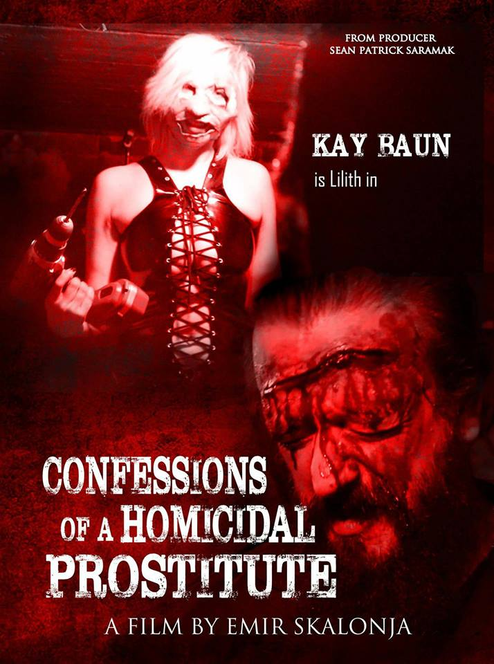 Severed Cinema review of Confessions of a Homicidal Prostitute from Foxtrot Productions