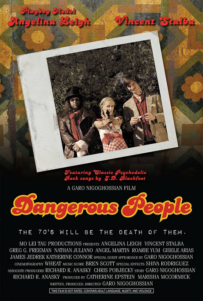 Severed Cinema review of Dangerous People from Mo Lei Tau Productions