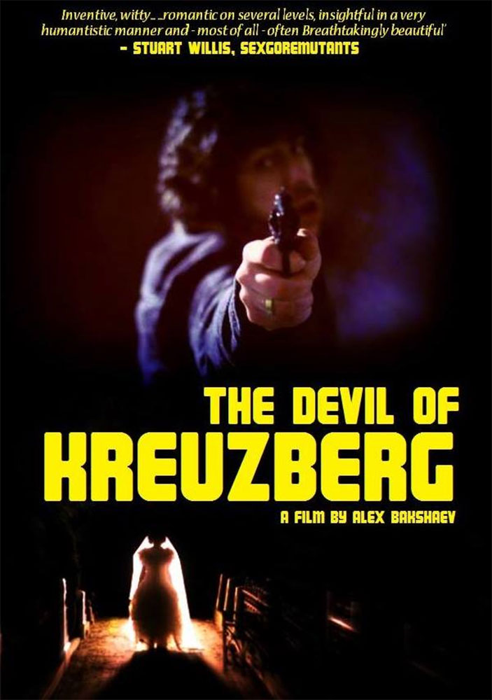 Severed Cinema Review of The Devil of Kreuzberg from Carnie Film Production.