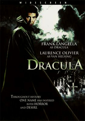 Dracula (1979) DVD Review from Universal Studios on Severed Cinema