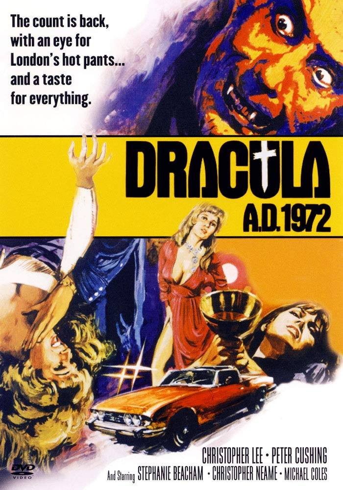 Severed Cinema review of Dracula A.D. 1972