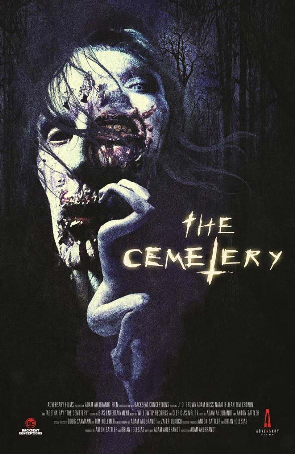 Review of The Cemetery on Severed Cinema