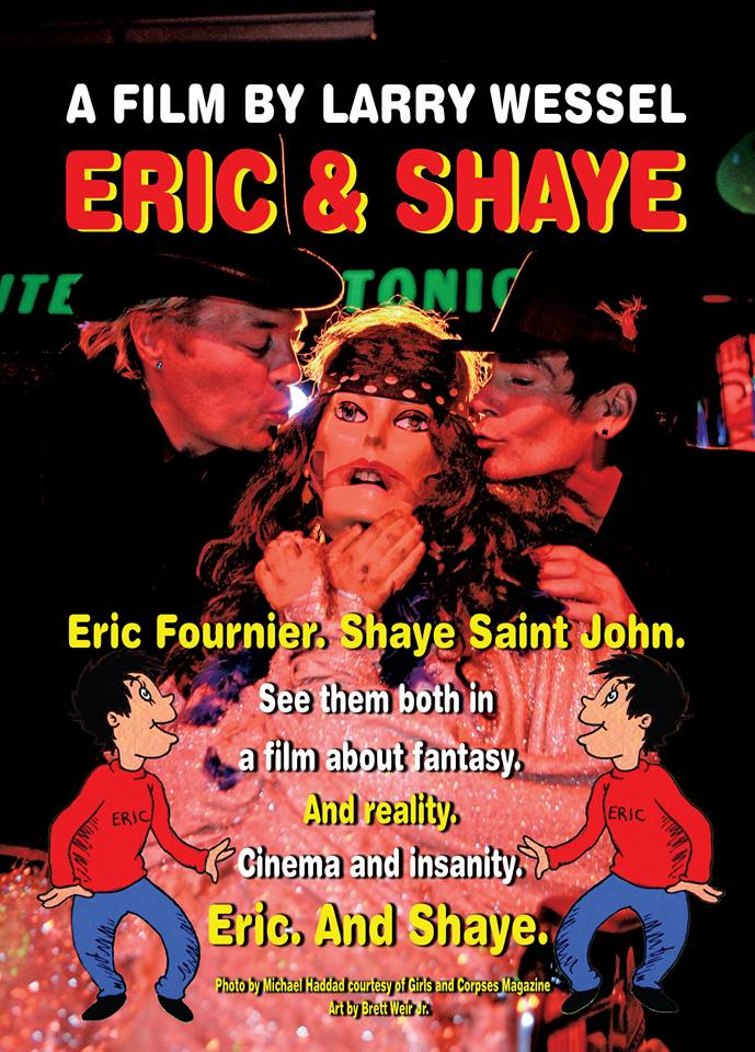 Severed Cinema review of the documentary Eric & Shaye