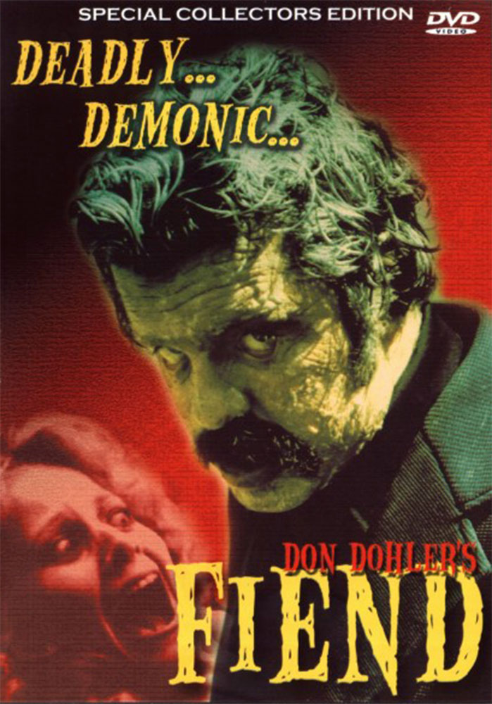 Severed Cinema review of Don Dohler's Fiend
