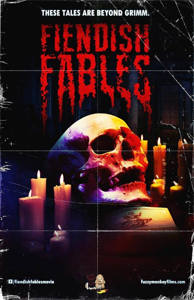 Severed Cinema review of Fiendish Fables from Fuzzy Monkey Films