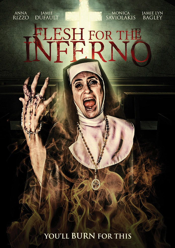Severed Cinema Review of Flesh for the Inferno on Scorpion Film Releasing and MVD Visual