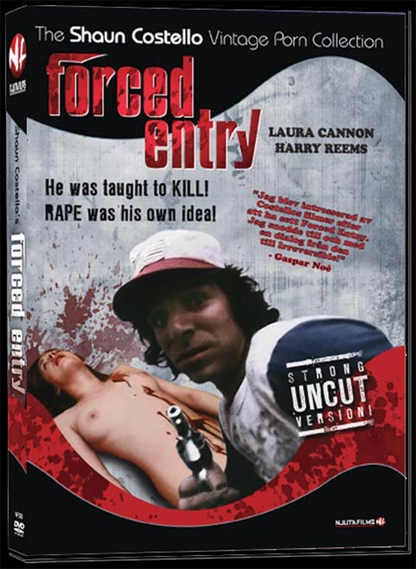 Severed Cinema review of Forced Entry on DVD from Njutafilms