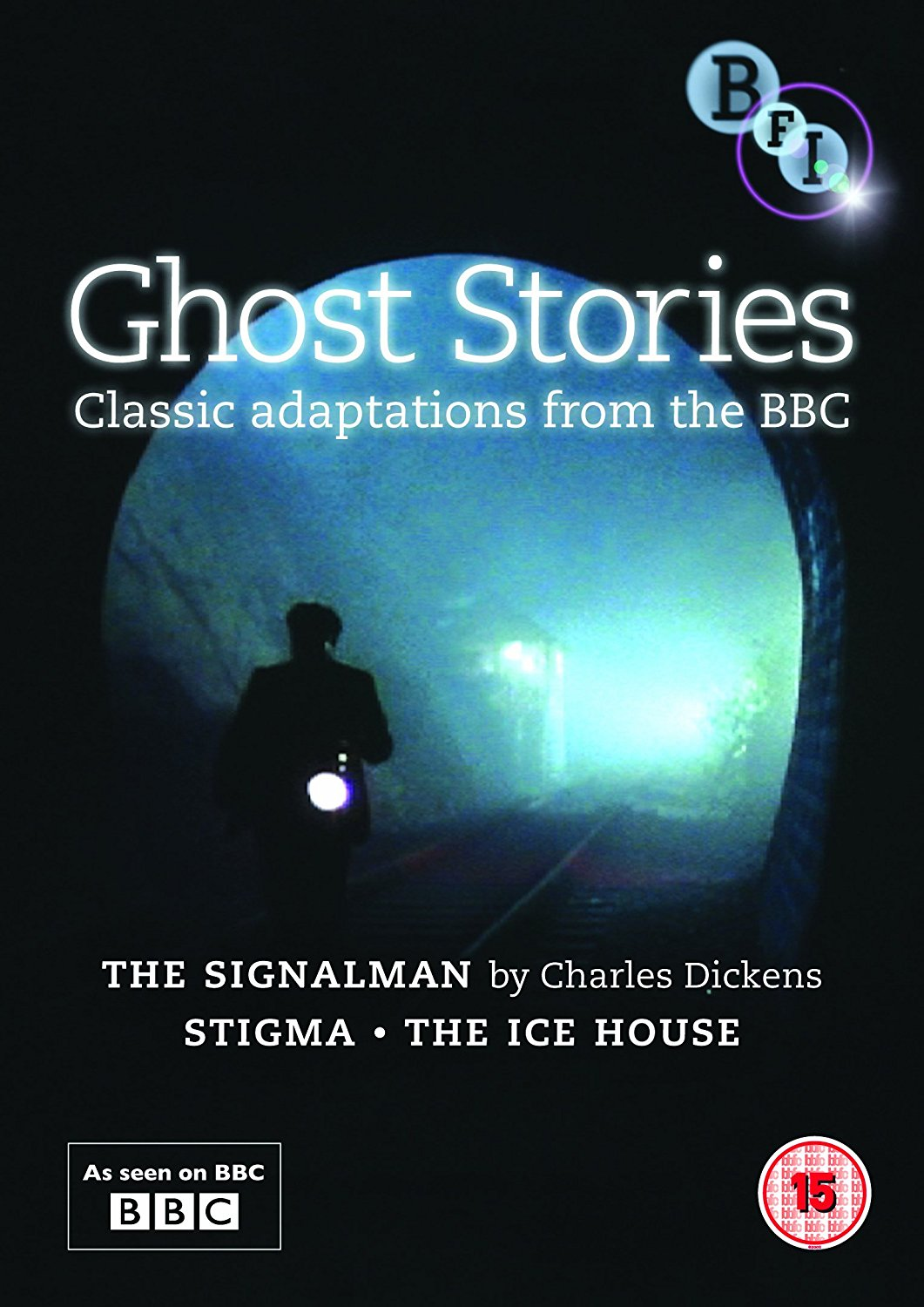 Severed Cinema review of Ghost Stories: Volume 4 with The Signalman, Stigma and The Ice House on DVD from BFI