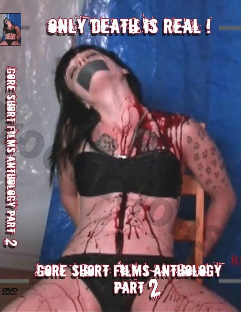 Severed Cinema review of Gore Short Films Anthology Part 2 from D.I.Y. Productions
