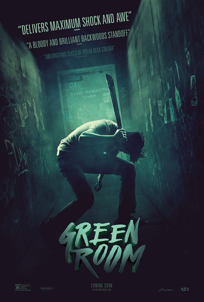 Severed Cinema review of Green Room from Lionsgate