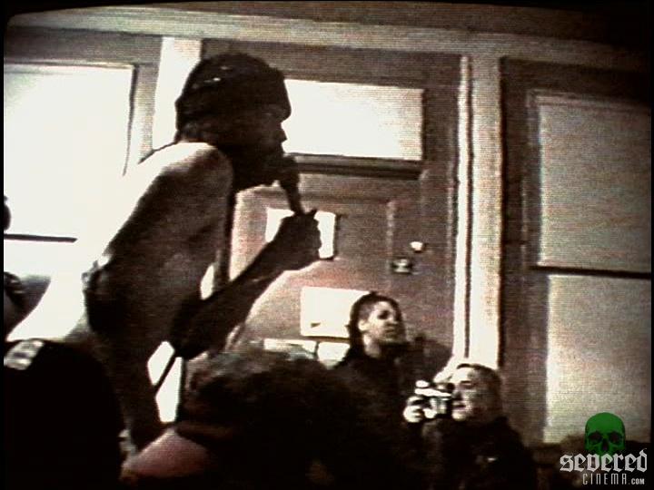 Hated: GG Allin & the Murder Junkies DVD Screenshot on Severed Cinema