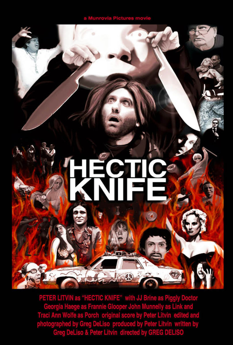 Severed Cinema Review of Hectic Knife from Troma Entertainment.