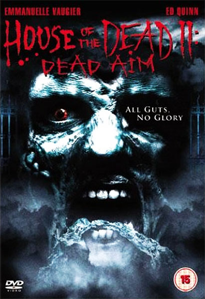 Severed Cinema review of House of the Dead II: Dead Aim on DVD from Sony Pictures UK and Lionsgate