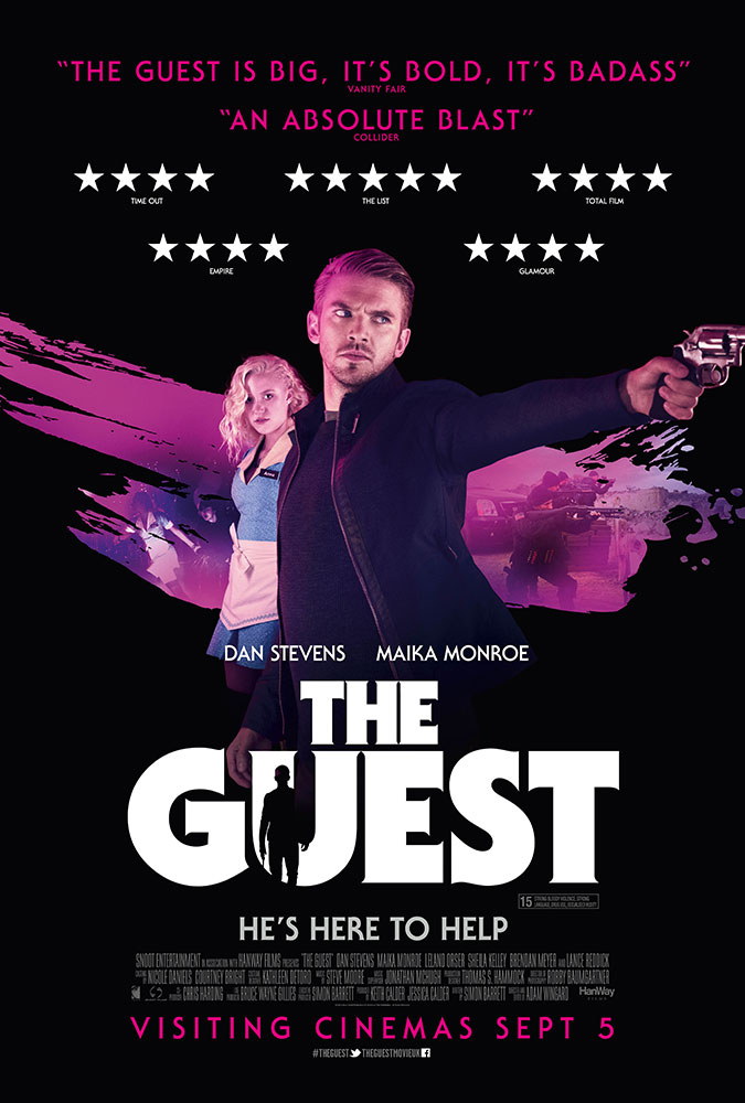 Severed Cinema review of The Guest