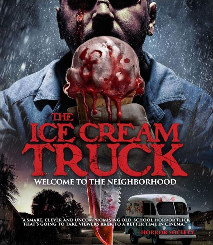 Severed Cinema Review of The Ice Cream Truck from Uncork'd Entertainment.