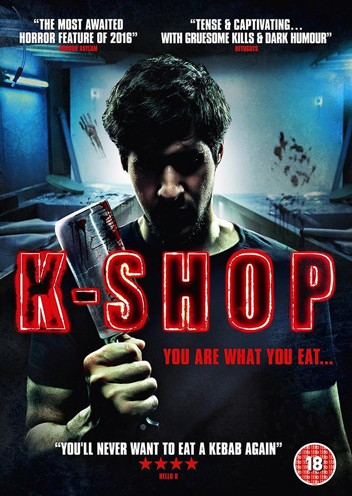 Severed Cinema review of K-Shop on DVD from Bulldog