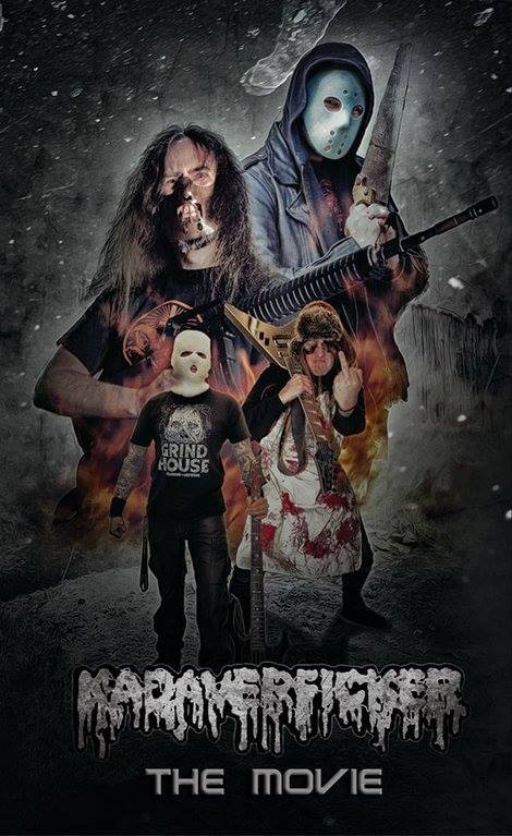 Severed Cinema review of the documentary Kadaverficker: The Movie from Black Lava Entertainment