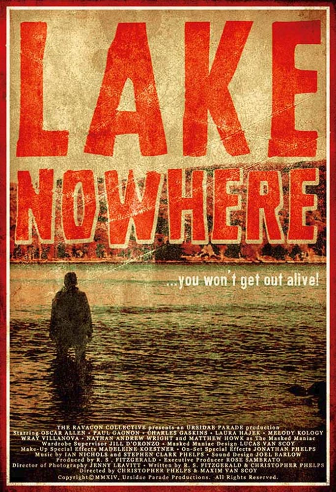 Severed Cinema review of Lake Nowhere from BRINKvision