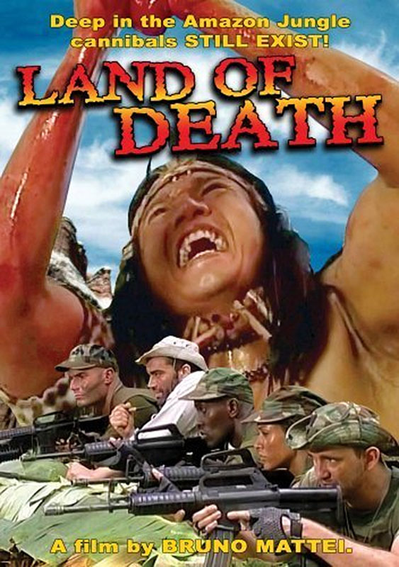Severed Cinema DVD review of Land of Death on DVD from Substance