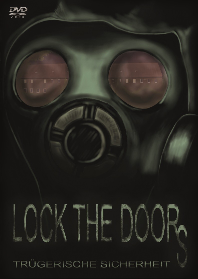 Severed Cinema review of Lock the Doors from Black Lava Entertainment on 2-Disc Digipack DVD