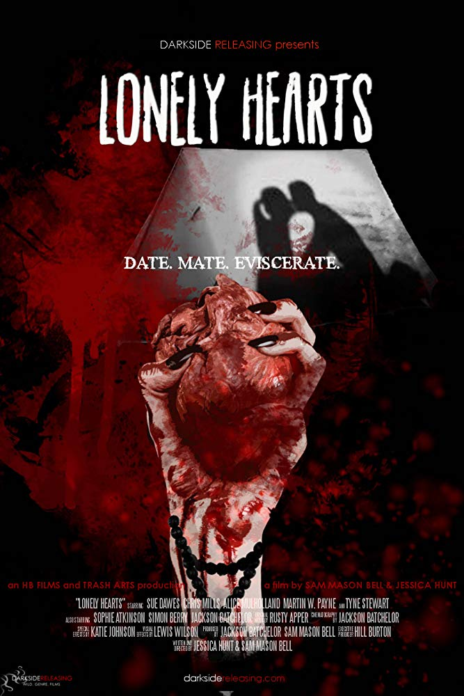 Severed Cinema review of Lonely Hearts from Trash Arts