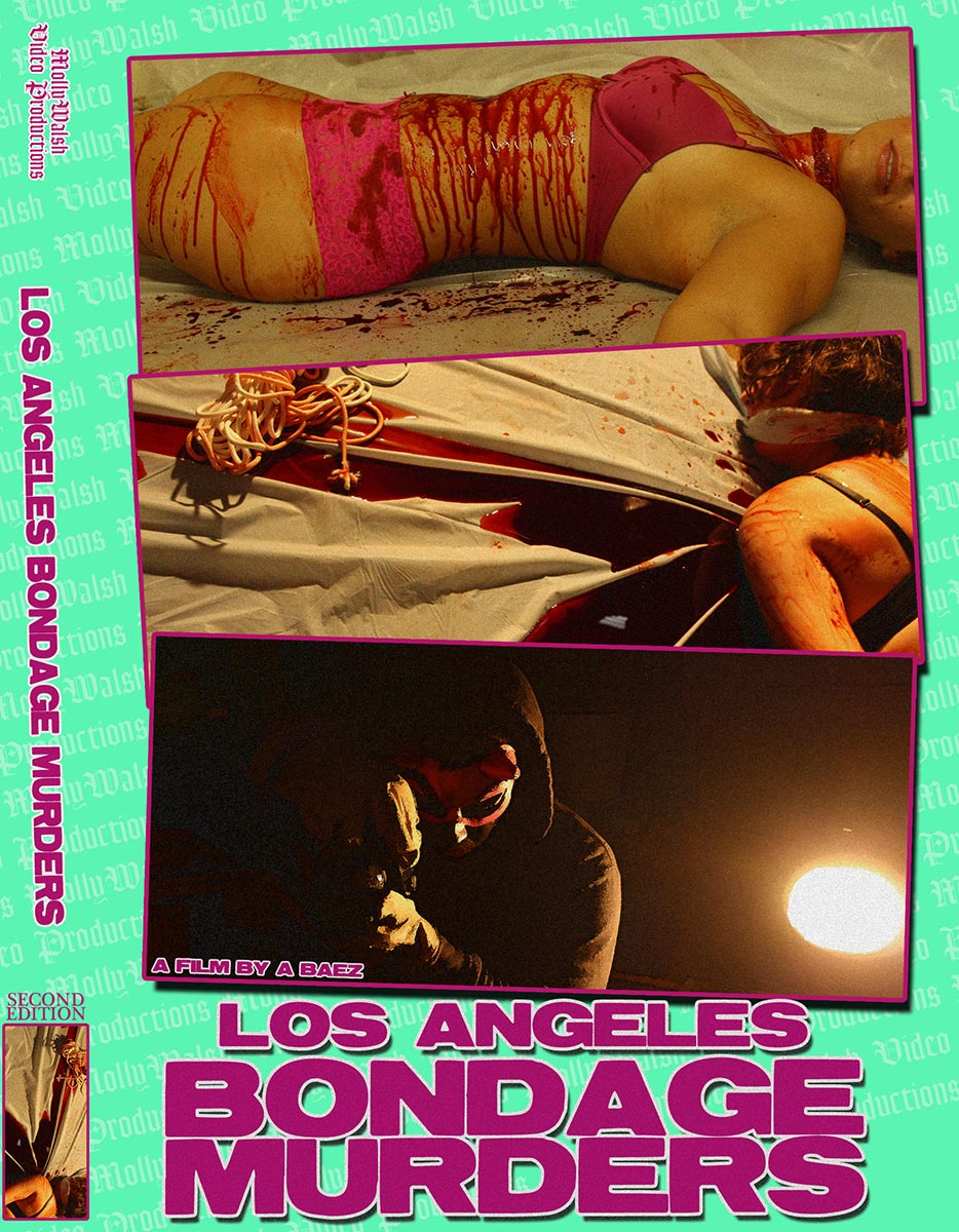 Severed Cinema review of Los Angeles Bondage Murders from Cat IV Collective