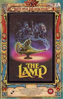 VHS Review of The Lamp a.k.a. The Outing from Braveworld UK on Severed Cinema