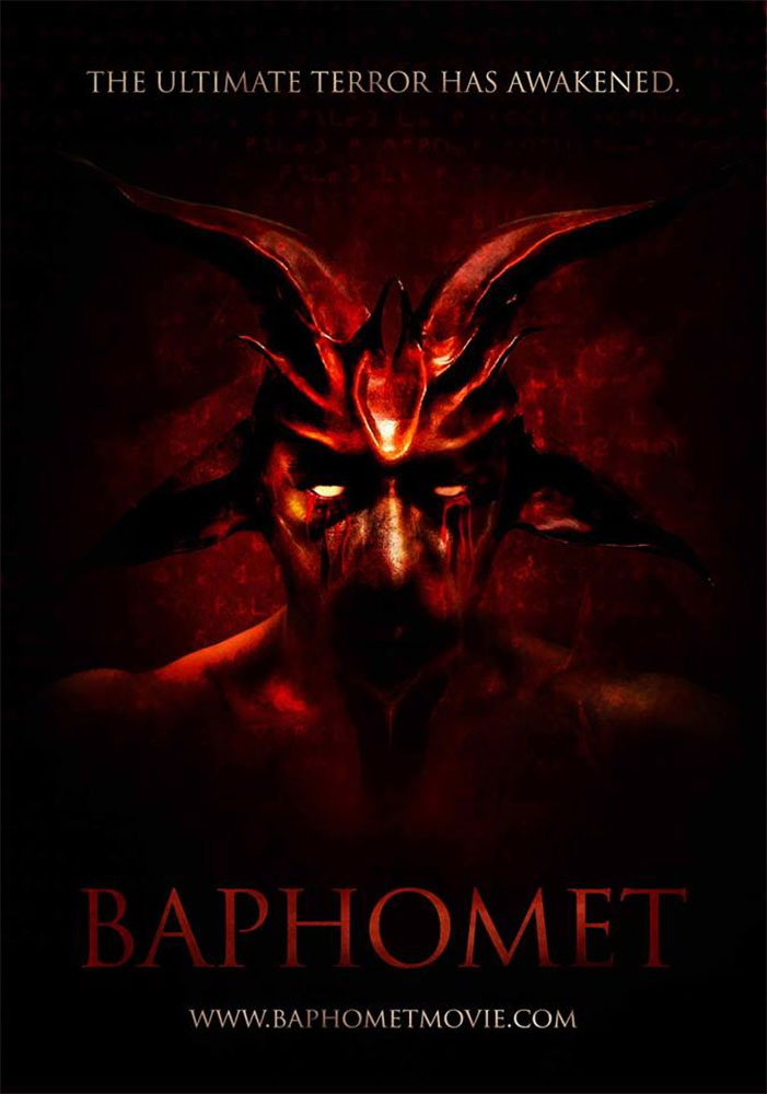 Baphomet Movie Poster on Severed Cinema