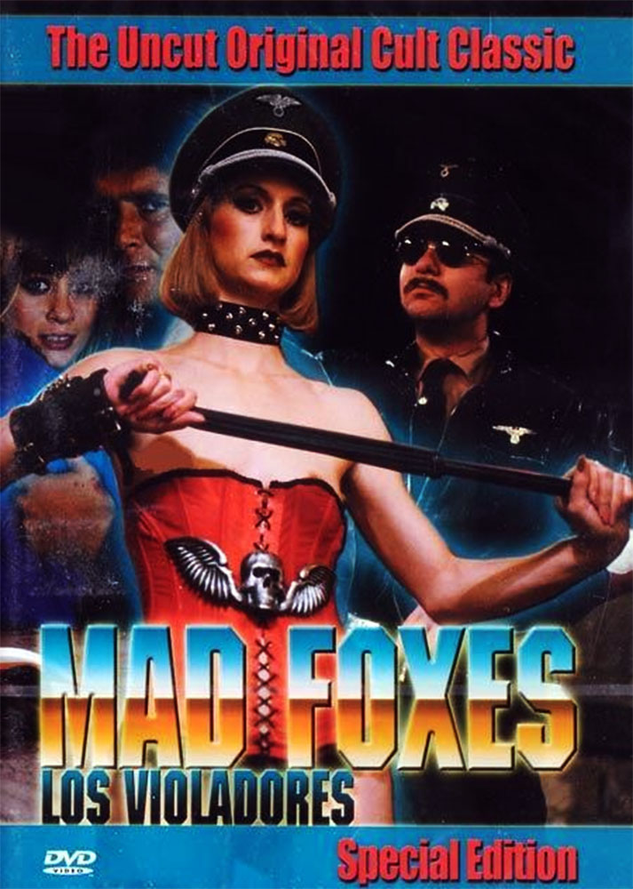 Severed Cinema review of Mad Foxes a.k.a. Los Violadores from ABC DVD