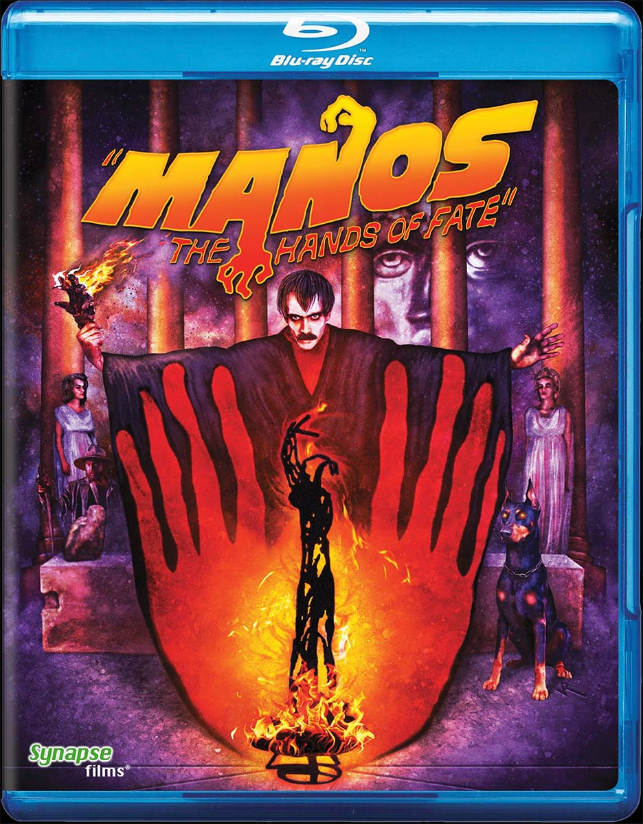 Severed Cinema Blu-ray review of Manos: The Hand's of Fate from Synapse Films