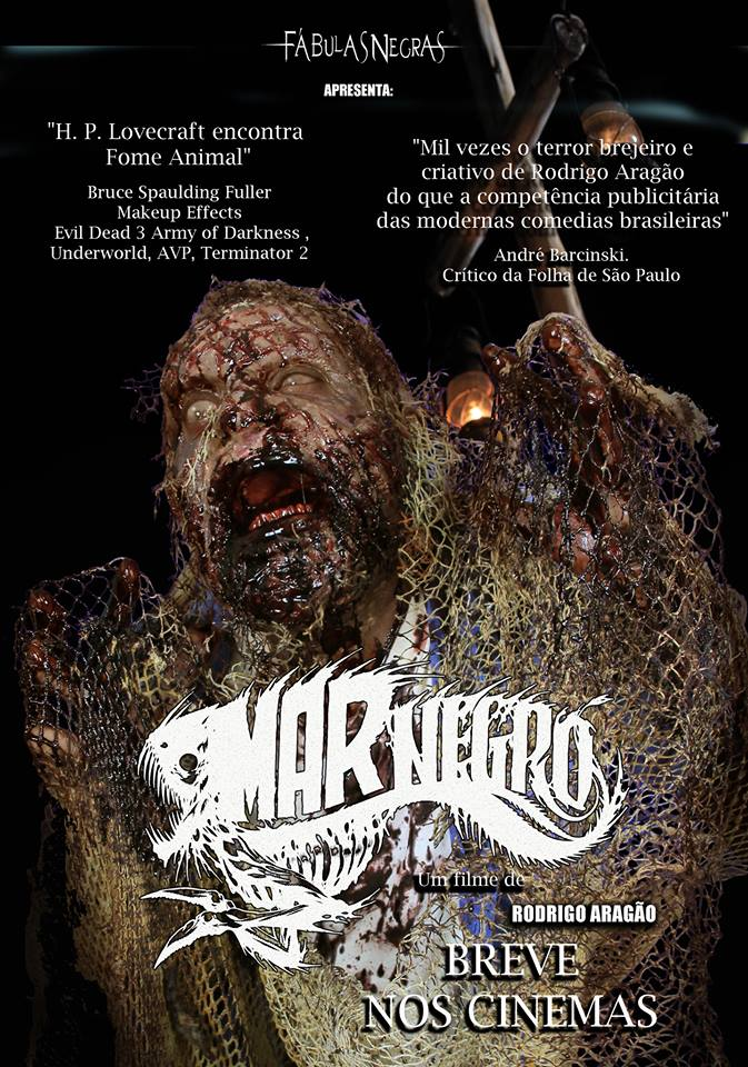 Severed Cinema review of Mar Negro (Dark Sea) from Fabulas Negras