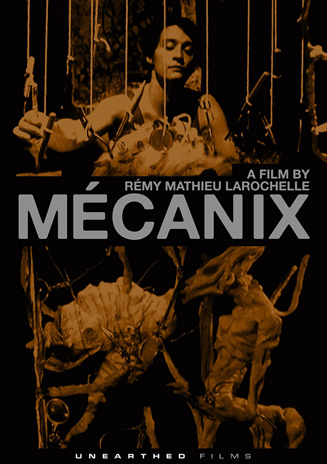 Severed Cinema review of Mecanix from Unearthed Films