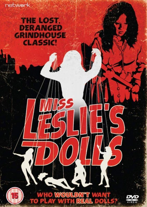 Severed Cinema review of Miss Leslie's Dolls