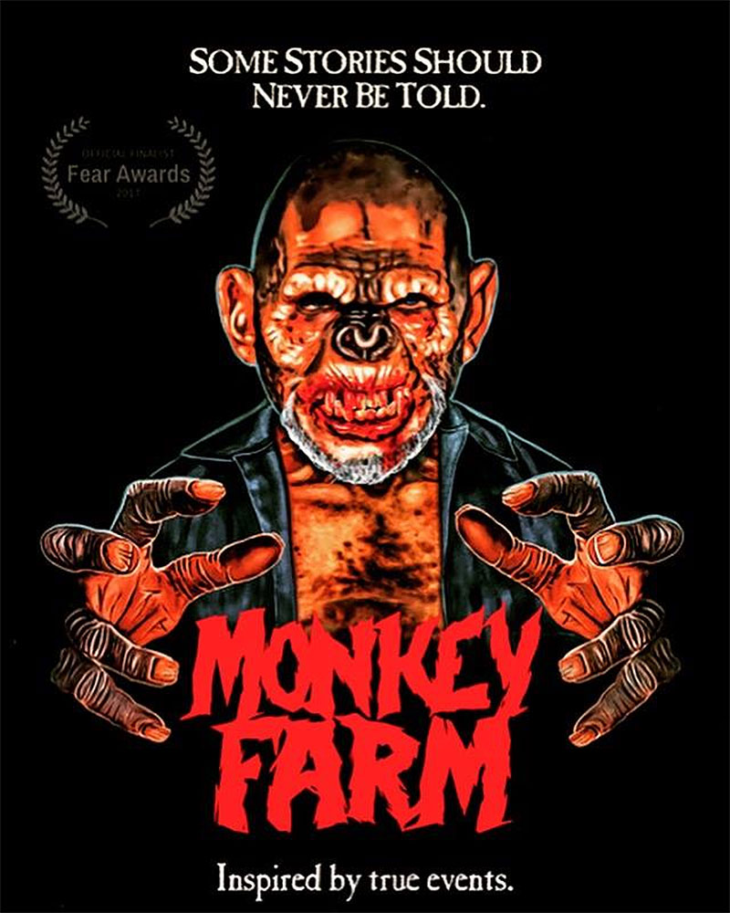 Review of Monkey Farm from CatchMeKillMe Productions on Severed Cinema.