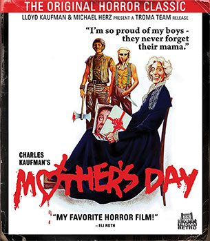 Severed Cinema review of Mother's Day (1980) from Troma Entertainment