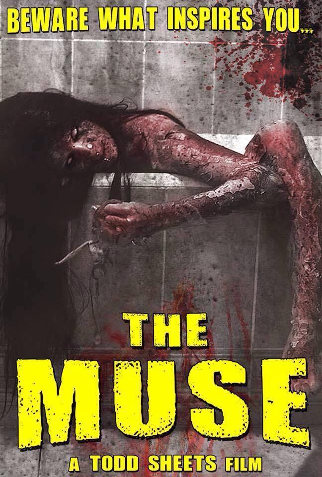 Severed Cinema review of the short film, The Muse, from the anthology Hi-Death from Nightfall Pictures
